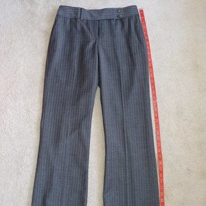 Ann Taylor grey dress Pants size 4P